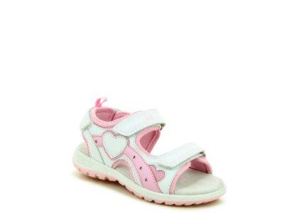 מותג הנעלה גלי משיק: קולקציית נעלי ילדים בגווני לבן לחג השבועות. סקירה דוסיז צרכנות
