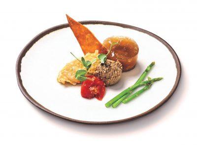 מעדניית אספרגוס: שף היוקרה שמכין לכם שבת. סקירה דוסיז צרכנות