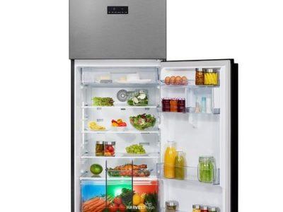 המקררים החדשים של Beko מדמים פוטוסינתזה ושומרים על הוויטמינים בירקות ובפירות. סקירה דוסיז צרכנות