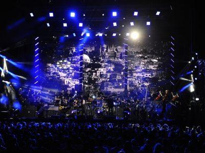 הופעה אברהם פריד עם התזמורת הסימפונית הישראלית ראשל''צ | סקירה