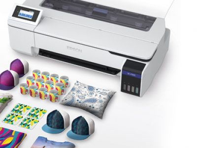 Epson מכריזה על ה- SureColor SC-F500-מדפסת הסובלימציה הראשונה של החברה. סקירה דוסיז צרכנות