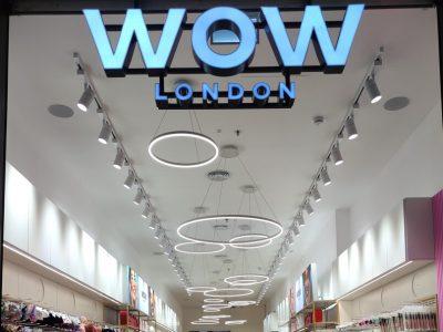 WOW London רשת חנויות הטיפוח והאיפור הבינלאומי הגיעה לעופר הקניון הגדול פ