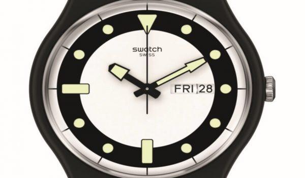 מותג השעונים SWATCH משיק שעונים בהם עבר ועתיד נפגשים. סקירה דוסיז צרכנות