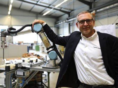 Universal Robots שוברת שיא תעשייה. סקירה דוסיז צרכנות
