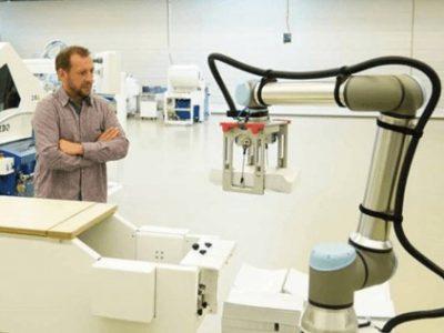 הקובוט ה׳חזק׳ של Universal Robots נהיה חזק עוד יותר. סקירה דוסיז צרכנות
