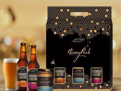 Honey Beer : בירה מדבש נגוהות - כשר לפסח!. סקירה דוסיז צרכנות