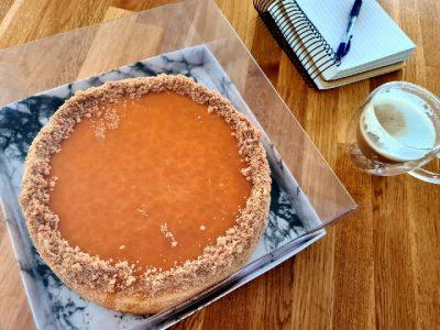 לקראת שבועות מגוון עוגות גבינה מושקעות של סיון בייקרי. סקירה דוסיז צרכנות