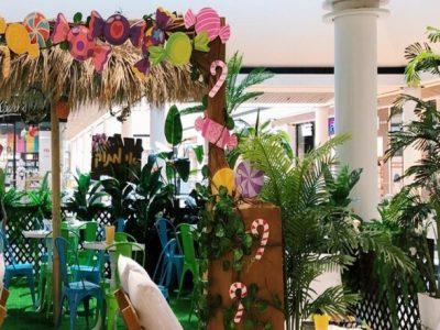 קיץ טרופי בקניון רמת אביב: מתחמי פנאי ויצירה . סקירה דוסיז צרכנות